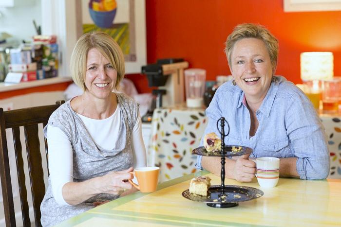 Sue & Gaynor