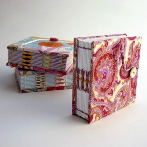"""Bookbinding - Make an """"Open Spine"""" Book - Moved from 2020"""