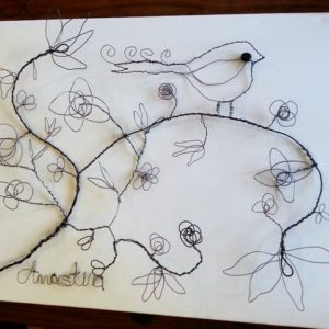 Drawing with Wire - Moved from 2020