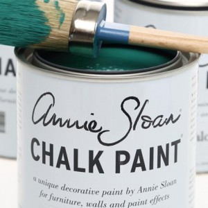 No-Fuss Furniture Painting Using Annie Sloan Paint - MOVED FROM 2020