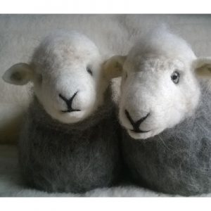 Make a Gorgeous Herdwick Sheep Doorstop - MOVED FROM 2020