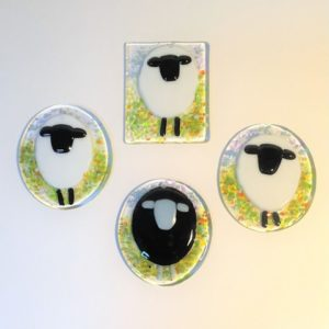 Fused Glass - Sheepish Designs! - MOVED FROM 2020