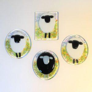 Fused Glass - Sheepish Designs!