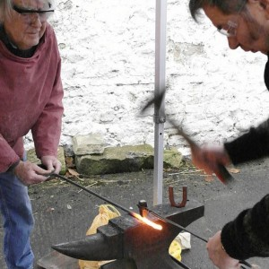 Christmas Blacksmithing - Moved from 2020
