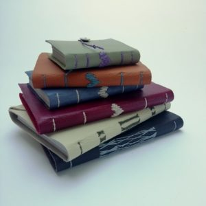 Bookbinding - Leather Wrap Books - MOVED FROM 2020