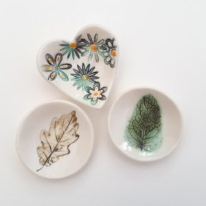 Ceramics - Creating Small Decorative Dishes - Moved from 2020