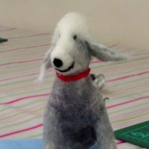 Have a Stab at Needlefelt - Dogs