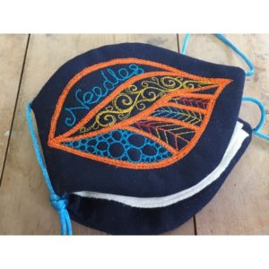 Freehand Machine Embroidery - Colouring-In with Your Sewing Machine! - MOVED FROM 2020