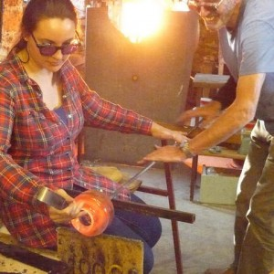 Hot Glass Experience - Hands-On Day - Moved from 2020