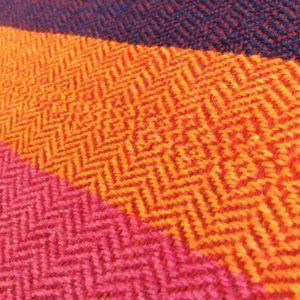 Loom Weaving - Herringbone Tweed - Moved from 2020