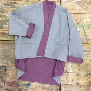 Dressmaking - Casual Linen Jacket in a Day - Moved from 2020