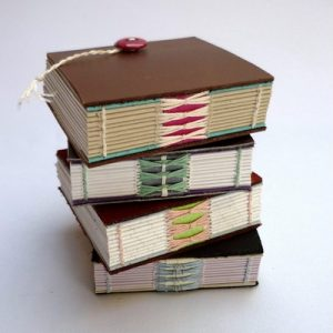 "Bookbinding - Make an ""Open Spine"" Book - MOVED FROM 2020"