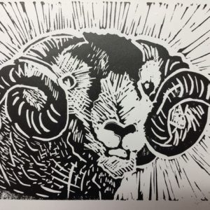 Printmaking - Introduction to Wildlife in Linocut - Moved from 2020
