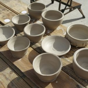Potter's Wheel Weekend - Pot Throwing, Turning + Finishing - Moved from 2020