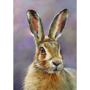 Soft Pastels - Texture & Softness in Wildlife + Animal Painting