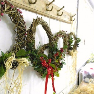 Festive Willow - Wreaths + Decorations - Moved from 2020